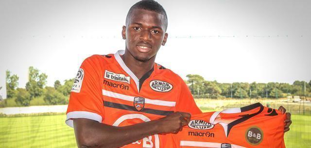 Sadio Diallo Transfert Sadio Diallo prt au FC Lorien ce mardi