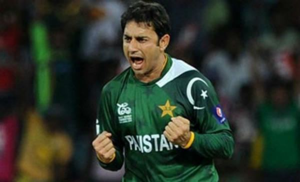 Saeed Ajmal (Cricketer)