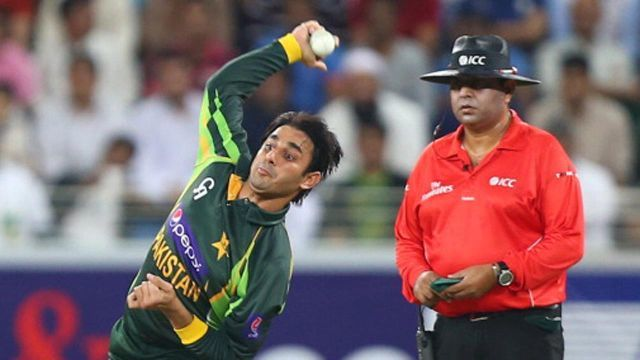 Saeed Ajmal banned from bowling Cricket ESPN Cricinfo
