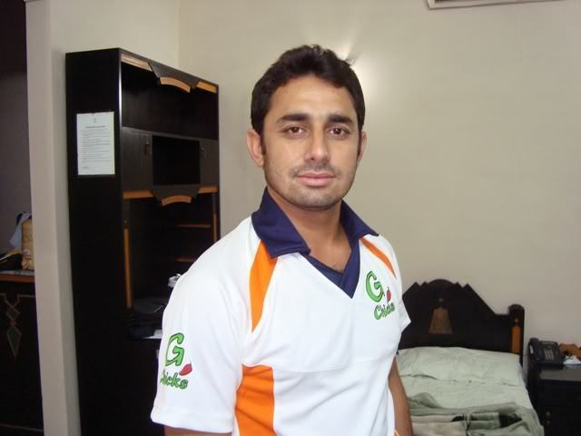 Saeed Ajmal (Cricketer) family