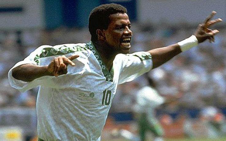 Saeed Al-Owairan Saeed Al Owairan e un gol che gli apr le porte del