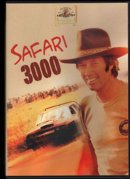 Safari 3000 DVD REVIEW SAFARI 3000 1982 STARRING DAVID CARRADINE