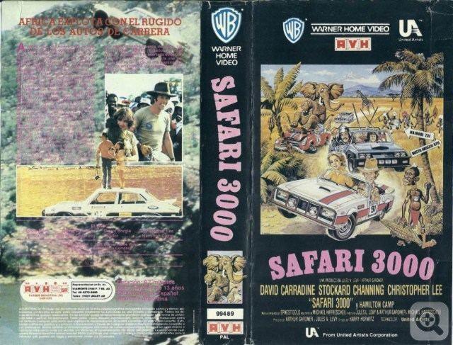 Safari 3000 Safari 3000 1982