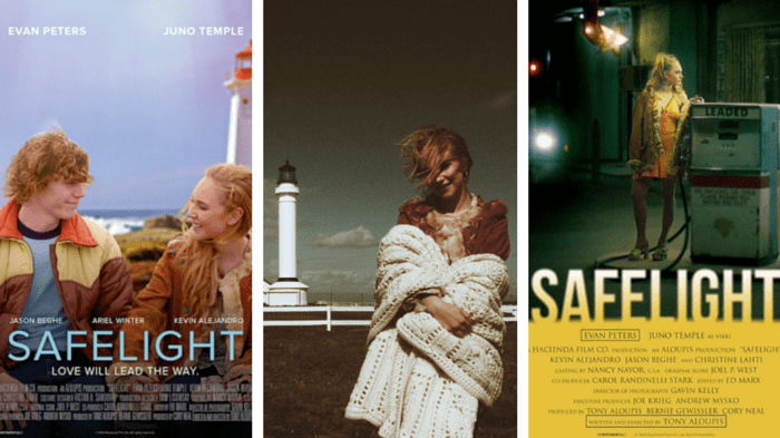 Safelight (film) Director Tony Aloupis talks anticipated feature Safelight