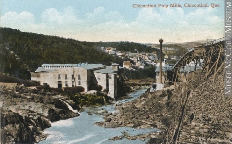 Saguenay, Quebec in the past, History of Saguenay, Quebec