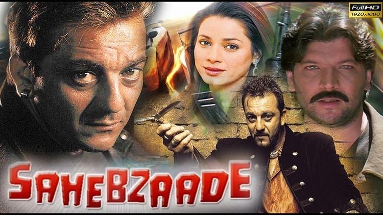 Sahebzaade Full Action Movie Sanjay Dutt Neelam Kothari