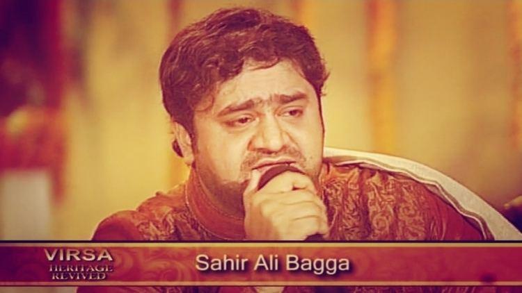 Sahir Ali Bagga Sahir Ali Bagga Ragra La Ragra Heer Ranjha Show