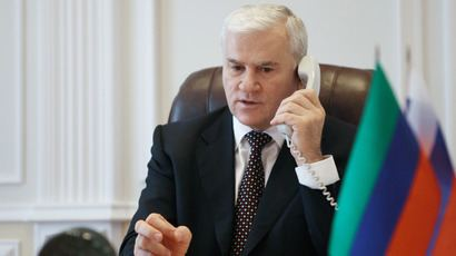 Said Amirov Southern Russia exmayor jailed for 10 years for planning