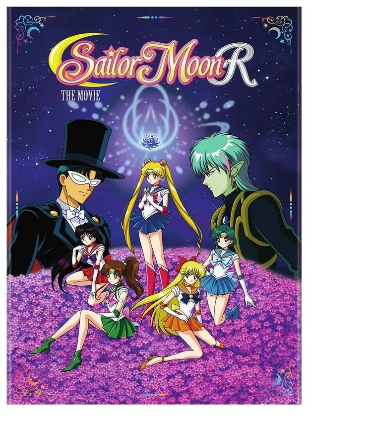 Sailor Moon R: The Movie Moon R The Movie DVD