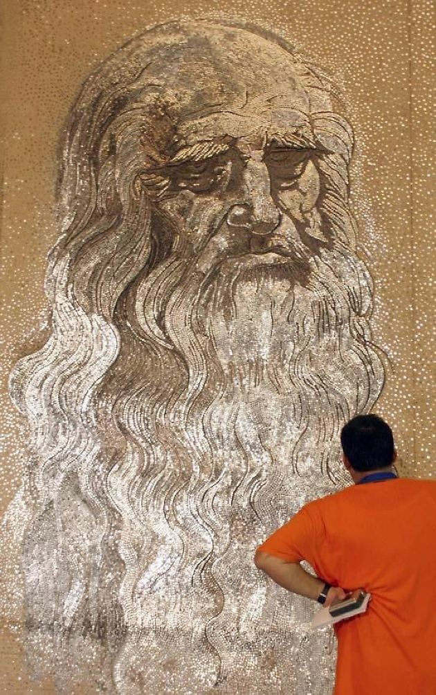 Saimir Strati Saimir Strati 7 Time Guinness World Record Holder Mosaic