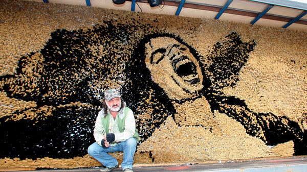 Saimir Strati Saimir Strati Mosaic Artist My MoMA