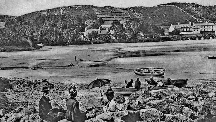 Saint Brelade in the past, History of Saint Brelade