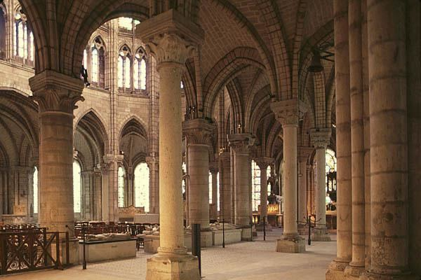 Saint Denis in the past, History of Saint Denis