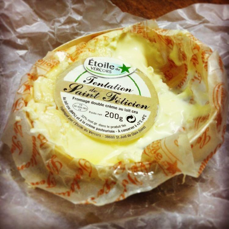 Saint-Félicien cheese tentation de saint flicien Cheeseisgod
