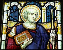 Saint Fursey St Fursey Saints Angels Catholic Online
