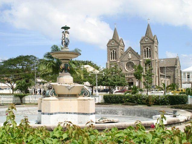 Saint George Basseterre Parish Festival of Saint George Basseterre Parish