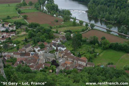 Saint-Géry, Lot rentfrenchcomimagesStGeryVillageFrancejpg