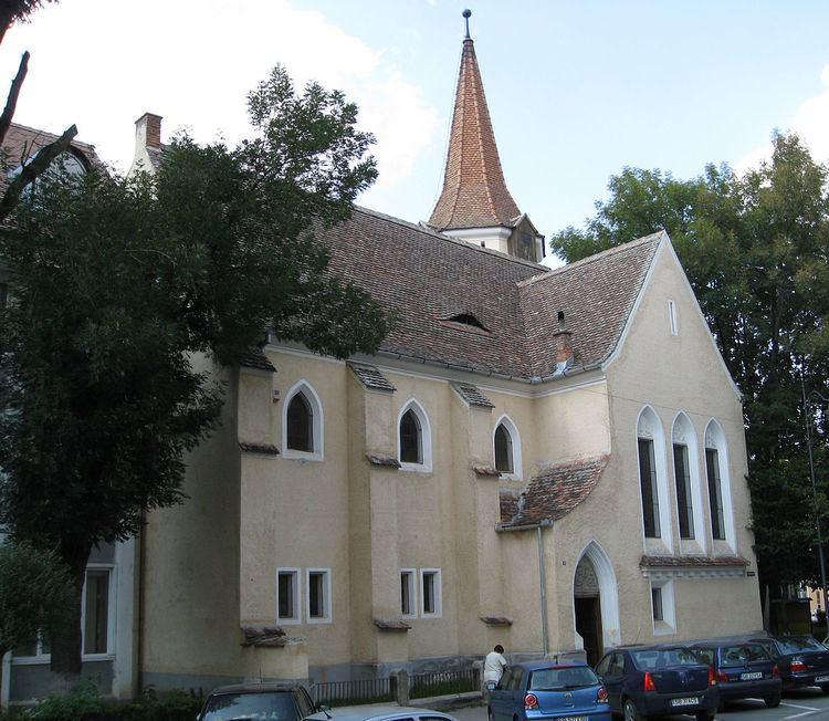 Saint John's Church, Sibiu