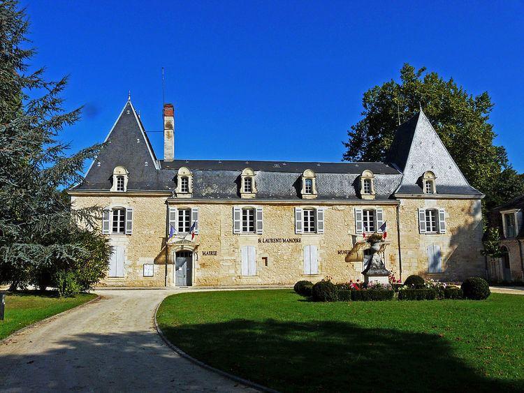 Saint-Laurent-sur-Manoire