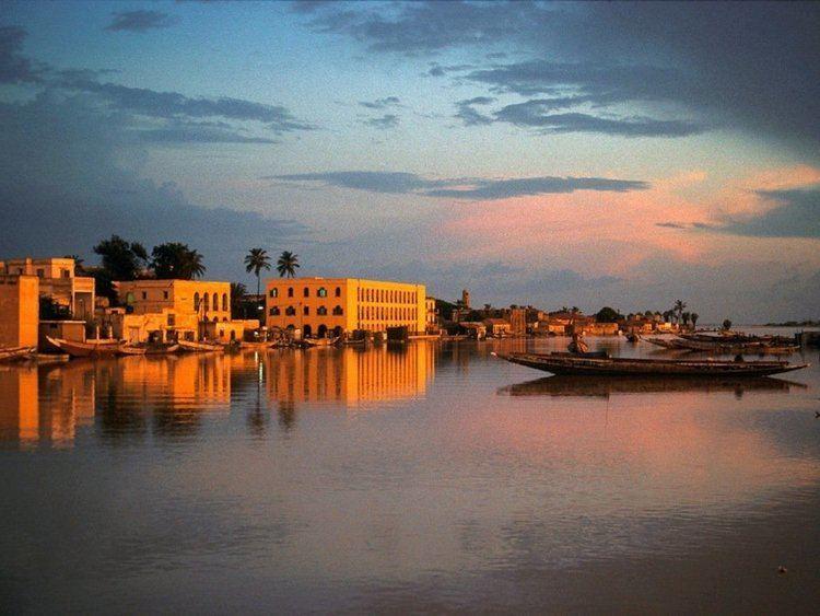 Saint Louis, Senegal Beautiful Landscapes of Saint Louis, Senegal