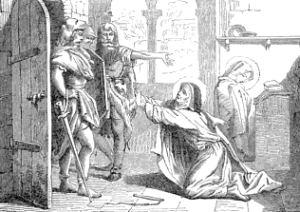 Saint Marcella CatholicSaintsInfo Blog Archive Pictorial Lives of the Saints