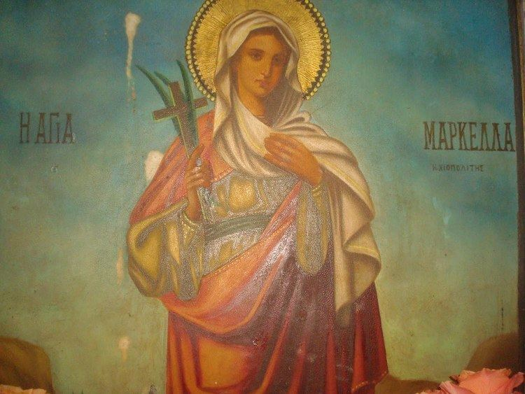 Saint Markella Full of Grace and Truth Paraklesis to St Markella of