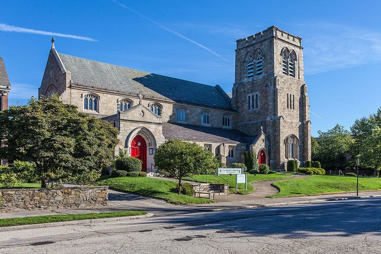 Saint Martin's Church, Providence