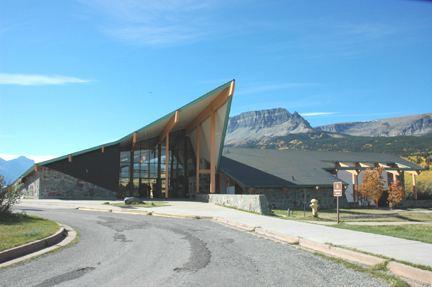 Saint Mary Visitor Center, Entrance Station and Checking Stations httpsuploadwikimediaorgwikipediacommonsbb