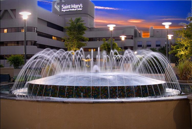 Saint Mary's Regional Medical Center (Reno, Nevada)