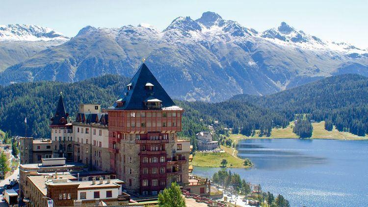 Saint Maurice, Switzerland Beautiful Landscapes of Saint Maurice, Switzerland