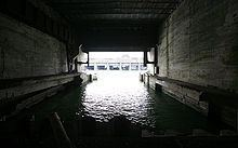 Saint-Nazaire submarine base httpsuploadwikimediaorgwikipediacommonsthu