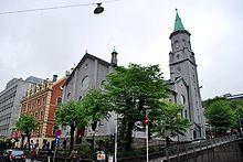 Saint Paul's Catholic Church, Bergen httpsuploadwikimediaorgwikipediacommonsthu