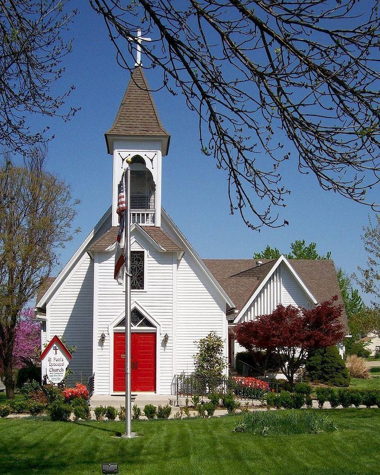 Saint Paul's Episcopal Church (Lee's Summit, Missouri)