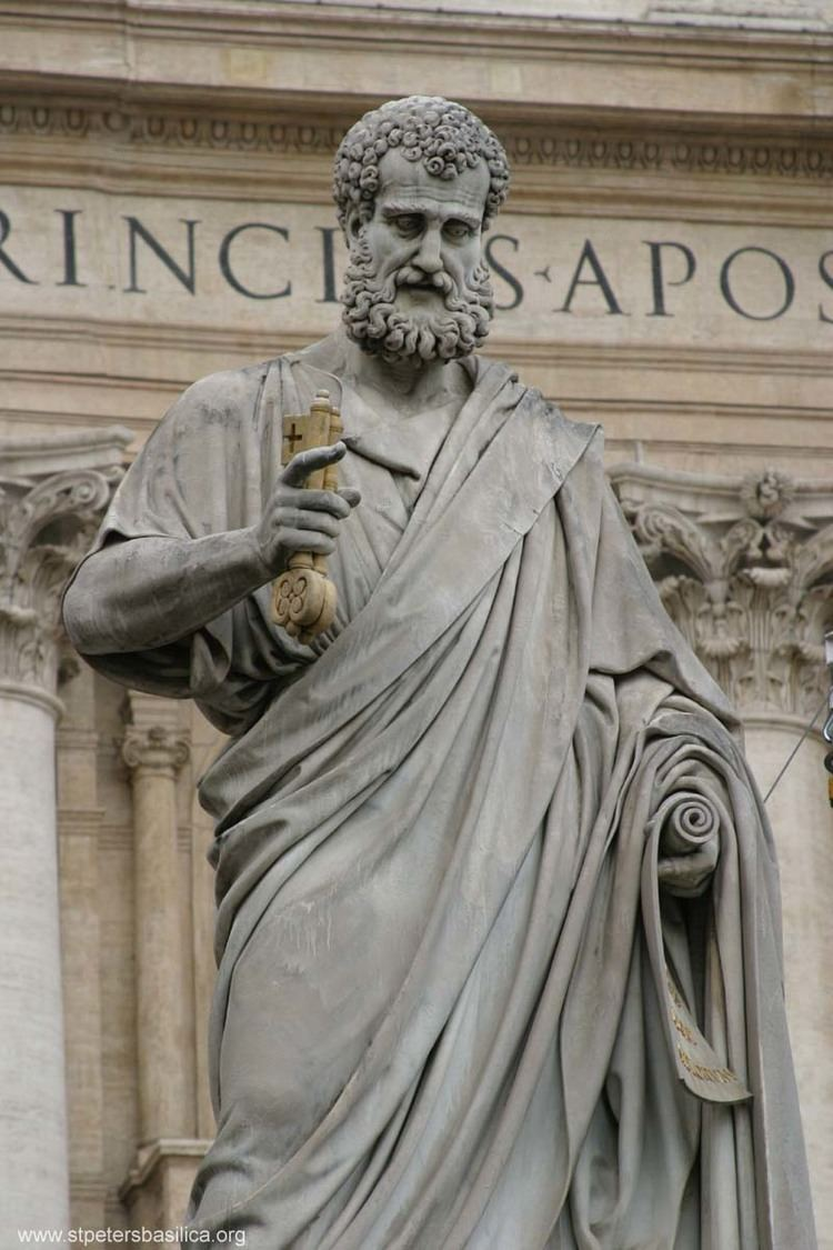 Saint Peter What39s So Great About St Peter Reasonable Catholic