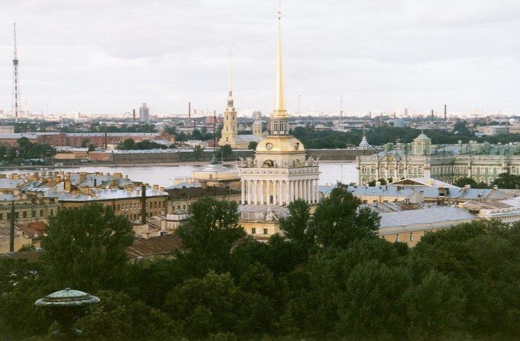 Saint Petersburg Beautiful Landscapes of Saint Petersburg