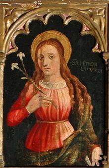 Saint Petronilla httpsuploadwikimediaorgwikipediacommonsthu