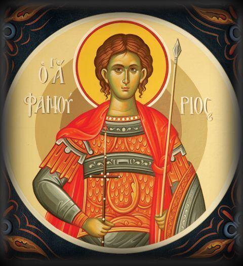 Saint Phanourios Saint Phanourios Resource Page MYSTAGOGY RESOURCE CENTER