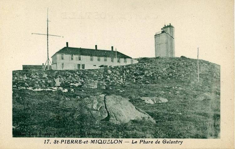 Saint Pierre and Miquelon in the past, History of Saint Pierre and Miquelon