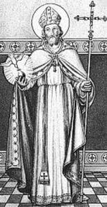Saint Remigius catholicsaintsinfowpcontentgallerysaintremig