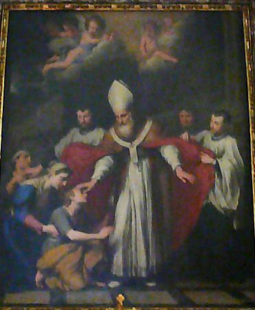 Saint Remigius St Remigius in Art