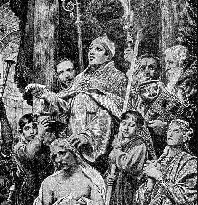 Saint Remigius St Remigius