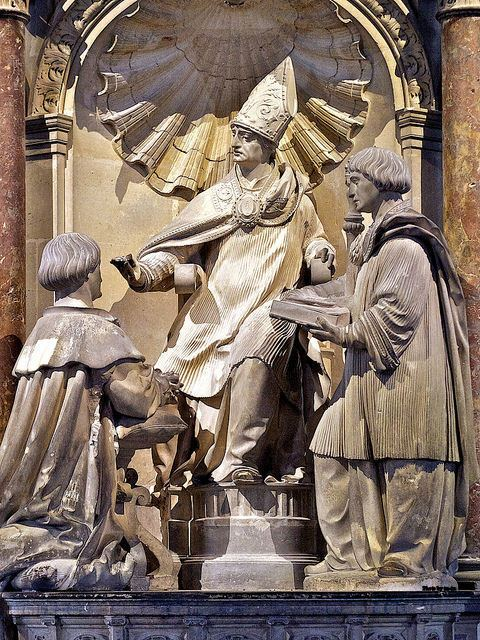 Saint Remigius Saint Louis Crusade A Holy Count Converts the King