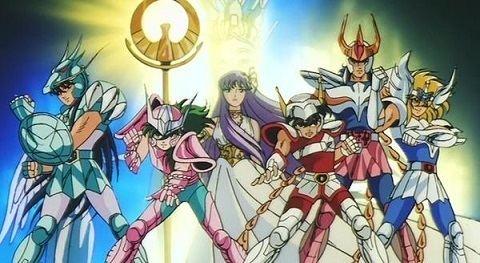 Saint Seiya Saint Seiya Manga TV Tropes