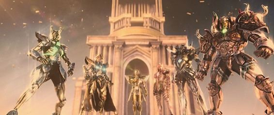 Saint Seiya: Legend of Sanctuary - Alchetron, the free