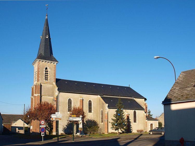 Saint-Sigismond, Loiret