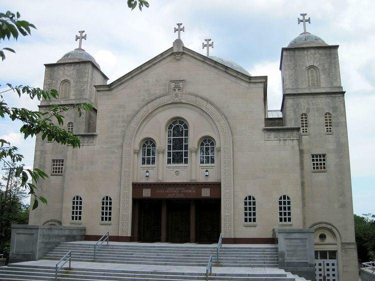 Saint Sophia Cathedral (Washington, D.C.)