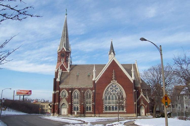 Saint Stephen Evangelical Lutheran Church of Milwaukee