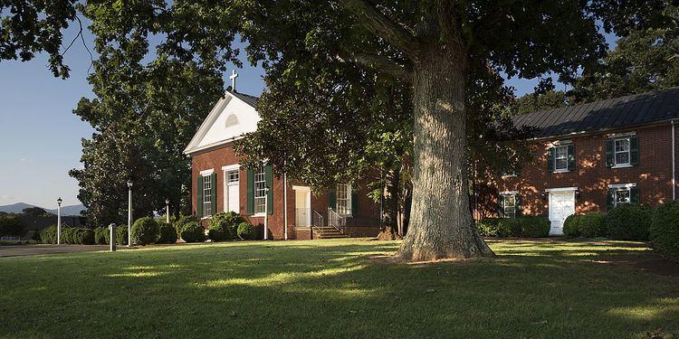Saint Stephen's Episcopal Church (Forest, Virginia)