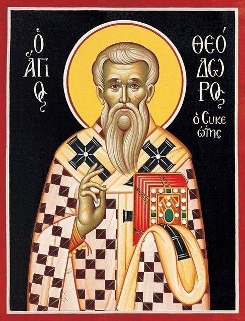 Saint Theodore of Sykeon wwwomhkseaorgwpcontentuploads201304osiost