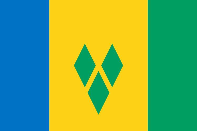 Saint Vincent and the Grenadines at the 2013 World Aquatics Championships